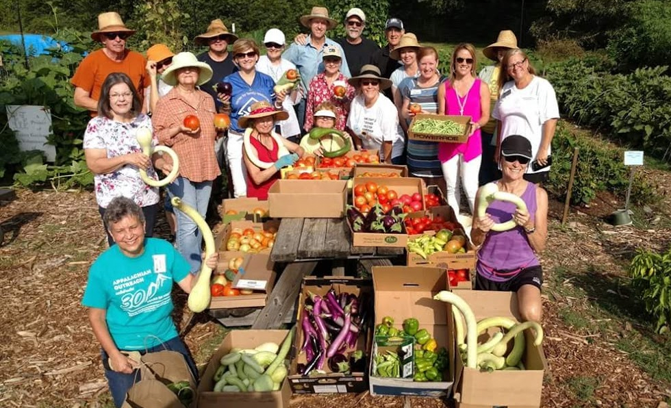 Cobb Master Gardener Group Photo